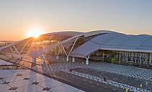 Росавиация выдала разрешение на ввод в эксплуатацию пассажирского терминала аэропорта «Платов»