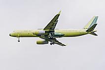 Самолет Ту-214ПУ-СБУС совершил первый полет