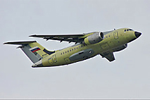Два пассажирских самолета Ан-148-100Е пополнили авиапарк войск на западе России