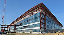 Новый терминал аэропорта в Красноярске откроется 26 декабря