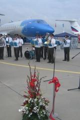 Авиасалон Деловая авиация и АОН России 2008