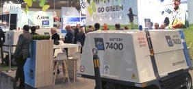«АЕГЭ» на «Inter Airport Europe 2019»