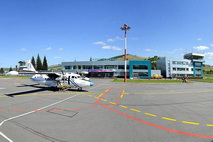 В расширение терминала аэропорта Горно-Алтайска вложат 300 млн рублей