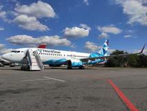 Авиакомпания NordStar получила два самолета Boeing 737-800 и представила новую ливрею