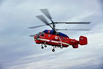 В конце года Московский авиационный центр получит еще один пожарный вертолет