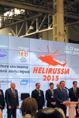HeliRussia 2015
